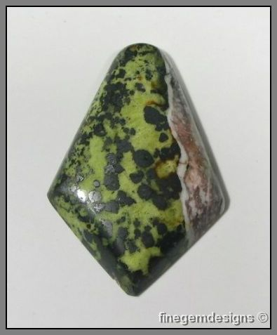 Williamsite Cabochon